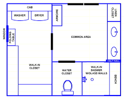 Master Bedroom Suite Plans Bathroom Floor Plans With Walk In Closets Home Decorating