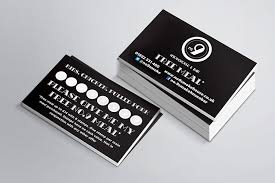Loyalty Cards Design Business Cards Loyalty Cards Design U0026 Print Brighton Sussex