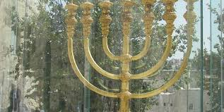 seven branch menorah the menorah seven branches or nine united with israel