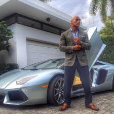 Dwayne Johnson Car Meme - will the rock ever finish buttoning his sleeve an investigation