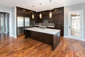 dark kitchen cabinets with light oak trim u2013 quicua com