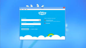 skype de bureau skype la version 6 0 et l application métro disponible frawin