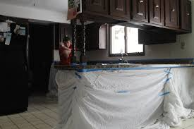 speaking louder than words removing paint from countertops working in a well ventilated area apply paint stripper gel generously with a cheap paint brush to counter according to the directions