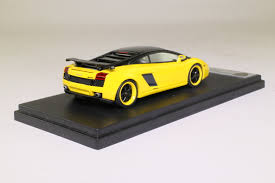 matchbox lamborghini diablo looksmart resin 2005 lamborghini gallardo miami yellow black
