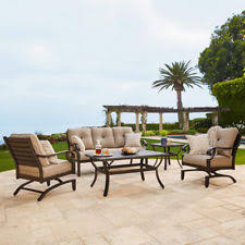 Sunvilla Bistro Chair Sunvilla 3 Piece Beaumont Sling Outdoor Dining Set 2 Armchairs