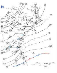 Gainesville Fl Zip Code Map by Christmas Coastal Snowstorm December 22 24 1989