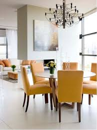 dining chairs houzz yellow upholstered dining chair dining room wingsberthouse