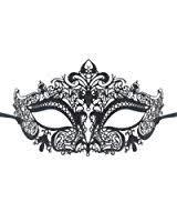 laser cut masquerade masks luxury mask women s laser cut metal venetian pretty