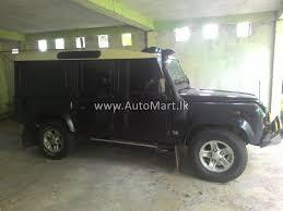 jeep defender for sale automart lk registered used land rover defender 110 jeep for