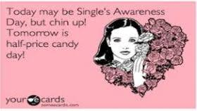 Single Valentine Meme - fun facts about valentines day cards valentine gift ideas