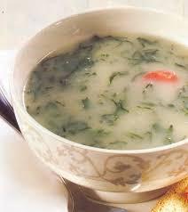 recette de cuisine portugaise facile recette de caldo verde soupe aux choux la recette facile
