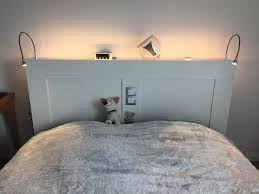 Letto Ikea Brimnes by Lit Brimnes Ikea Diy Ikea Brimnes Wardrobe Handle Upgrade With