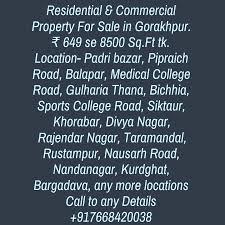 sky properties gorakhpur real estate developer