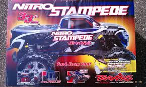 traxxas nitro monster truck traxxas nitro stampede new in box r c tech forums