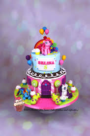Halloween First Birthday Cakes by 411 Best My Little Pony Cakes Images On Pinterest My Little Pony