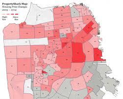 Twin Peaks Map Soma Building Boom Has Not Dented Demand San Francisco Public Press