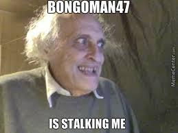 Old Guy Meme - creepy old man stalker by keithpartridge meme center