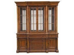 Thomasville Cabinets Price List by Thomasville Fredericksburg Breakfront China Cabinet With Touch