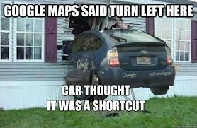 Google Maps Meme - the shattered states and google maps a perfect match legends of