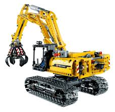 lego technic bucket wheel excavator lego technic 42006 excavator amazon co uk toys u0026 games giochi
