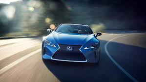 lexus suv blue lexus lc 500 gets tangled up in blue with butterfly inspired paint