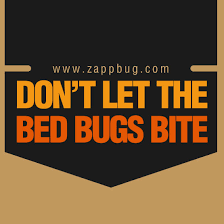 Dont Let The Bed Bugs Bite How To Get Rid Of Bed Bugs Infographic By Zappbug Zappbug