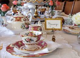 tea party tables how to set the table for tea eight helpful tips tea party girl
