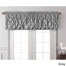 decor grey valances for living room and curtain hardware with