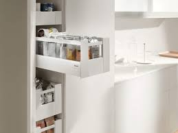 Blum Kitchen Cabinets Space Tower The Ultimate Solution For Larder Units