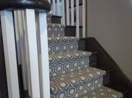 Stair Landing Rug Modern Stair Runners Staircase Traditional With Animal Print
