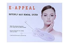 amazon com butterfly hair removal system high quality thread