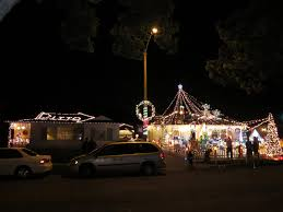 Christmas Lights Ditto The Haunted Mansion Northside Rotten Apple 907 Presents U0027holiday
