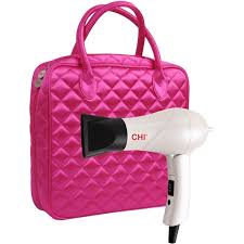 portable hair dryer walmart chi professional travel hair dryer with bag hair dryers beauty
