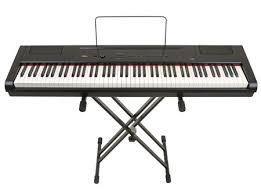 Keyboard Stand And Bench Virgin Musical Instruments Artesia Pa 88w