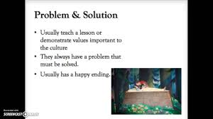 flipped lesson elements of fairytales youtube