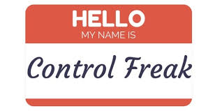Control Freak Meme - are you a control freak then high five yourself from the left field
