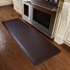 Fatigue Mats For Kitchen Estates Shades Of Red Trellis Anti Fatigue Mats 6 X 2 Feet