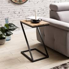 Wohnzimmertisch Metall Holz Der Tische Online Shop Finebuy