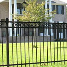 Decorative Fencing Types Of Fencing Milwaukee Area Fencing Ornamental Gates