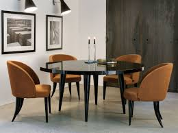 Black Lacquer Dining Room Chairs Inviting Snapshot Of Amazing Wonderful Isoh Great Amazing