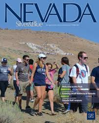 nevada silver u0026 blue magazine winter 2017 by nevada silver