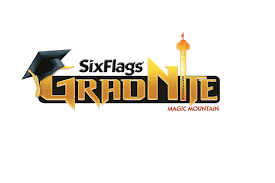 Six Flags Bus Schedule Six Flags Magic Mountain Grad Nite Usa Student Travel