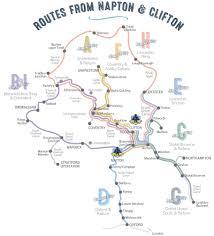 Oxford England Map by Warwickshire Ring Canal Map Black Prince Narrowboat Holidays Napton