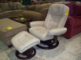Swivel Chair And Ottoman Leather Swivel Chairs With Ottomans Best Home Chair Decoration