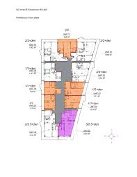 Parkland Residences Floor Plan by Sls Hotel And Residences Brickell Riteway Properties Lll Inc