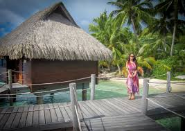 House Over Water Free Images Sea Nature Ocean Woman Villa Vacation Hut