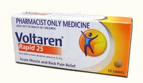 Daftar Obat Cataflam jenis dan harga cataflam lengkap indikiasi efek dan dosis cataflam