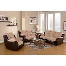 3 Seat Recliner Sofa by Charleston One Seat Recliner Chair