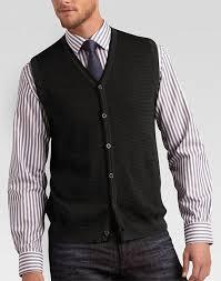 black sweater vest sweater vests for fashionable protection black cardigan