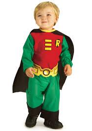 kids costume lil robin toddler costume kids batman and robin costumes